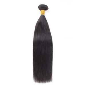 Nature black hair bundle