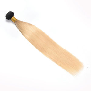 ombre blonde hair weave