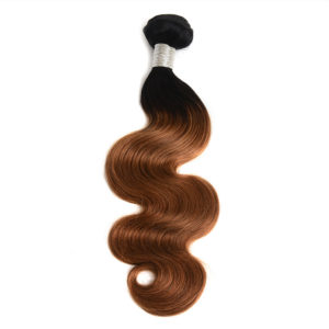 honey blonde body wave hair extension