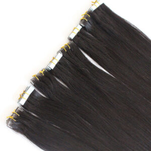 hand tied PU tape in hair extension