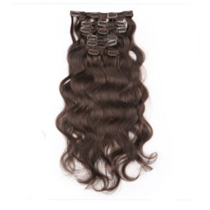 body wave clip in extension