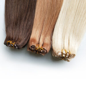 Hand Tied PU Micro Ring hair extension