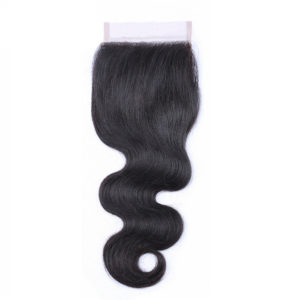 Remy hair lace closure