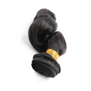 Braid virgin loose wave weave in hair extensions